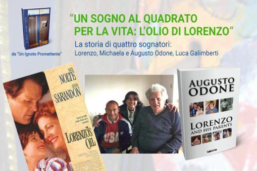 Una storia per ispirare: l'Olio di Lorenzo (un sogno al quadrato per la vita)